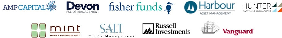 investments from top managed funds